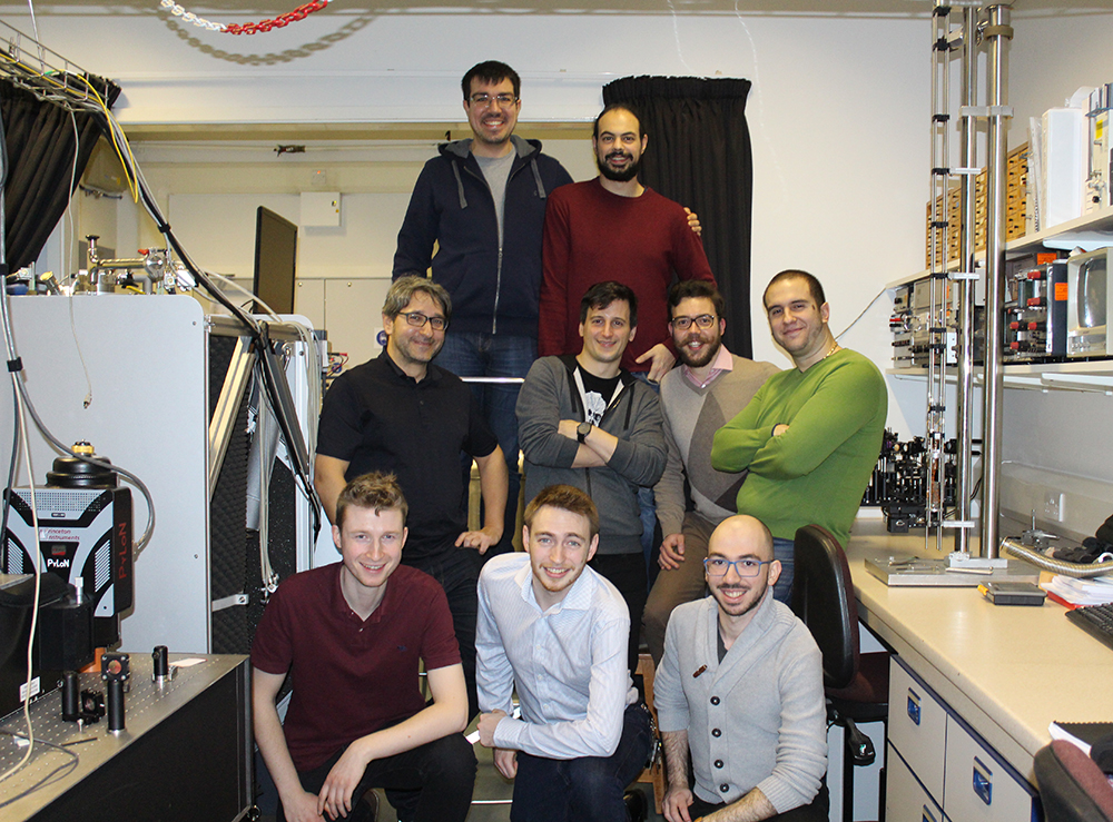 Lab photo January 2019